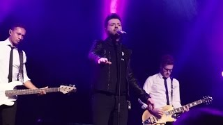 markus feehily wash the pain away cut you out 8 3 15 olympia theatre dublin