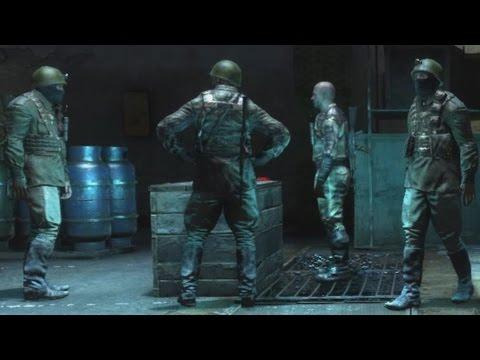 Metro Last Light Redux - Revolution killer stealth walkthrough |