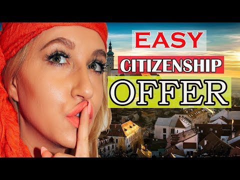 6 Countries Where Getting Citizenship is Very Easy //ARE YOU