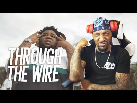 HE ALMOST DIED!   Rod Wave - Through The Wire (REACTION!!!)