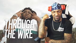 HE ALMOST DIED! | Rod Wave - Through The Wire (REACTION!!!)