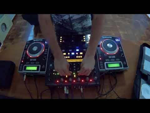 techno house dj kan agosto 2017