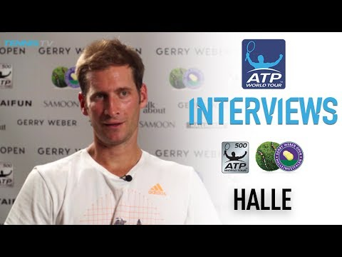 Mayer Comfortable On Halle Stage 2017