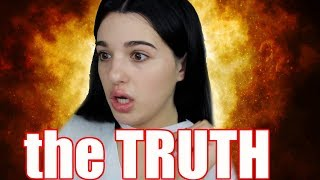 the TRUTH about beauty gurus... | Chit Chat GRWM | Jordan Byers