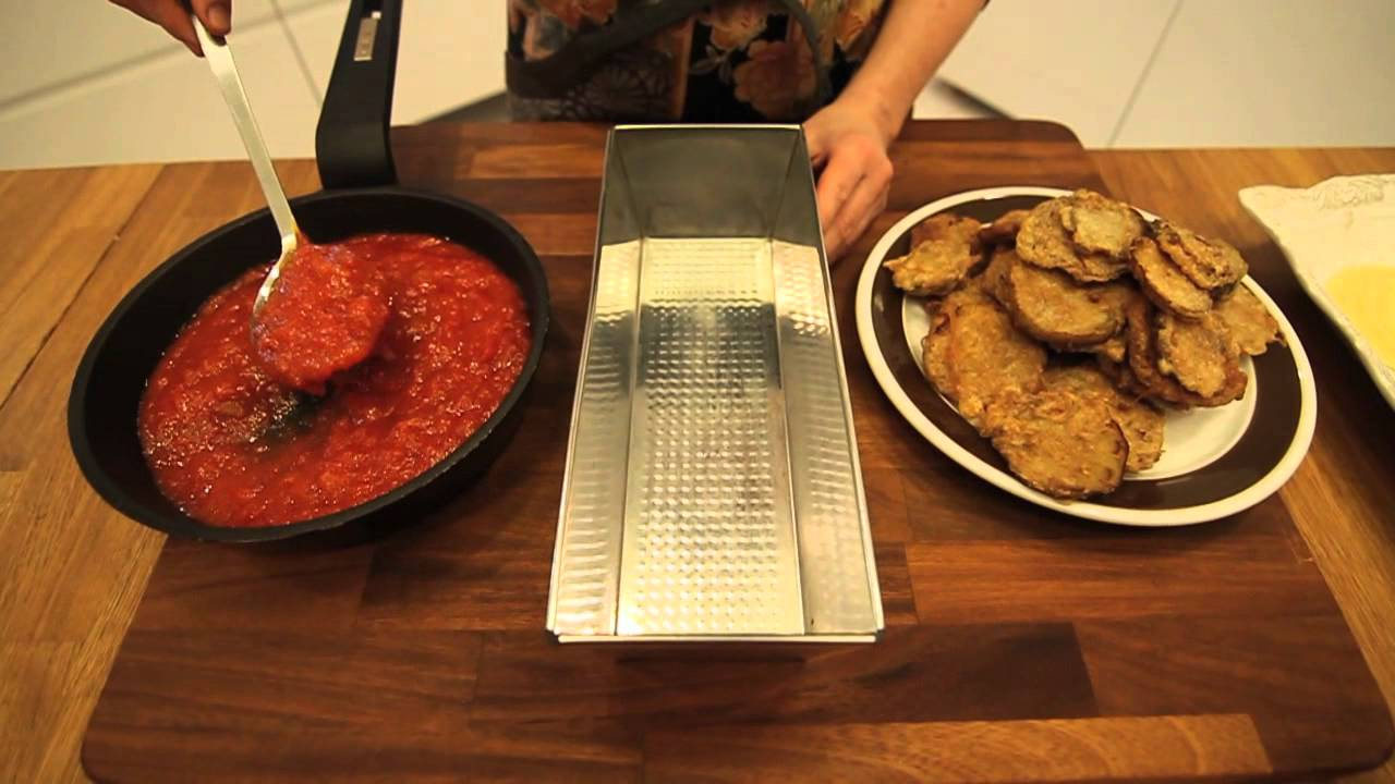 Berenjenas parmesana recetas de cocina f ciles youtube for Rectas de cocina faciles
