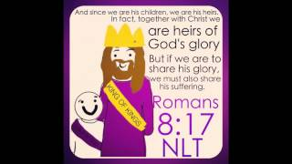 Who you are in Christ: Day 16 - You are joint heir with Christ!