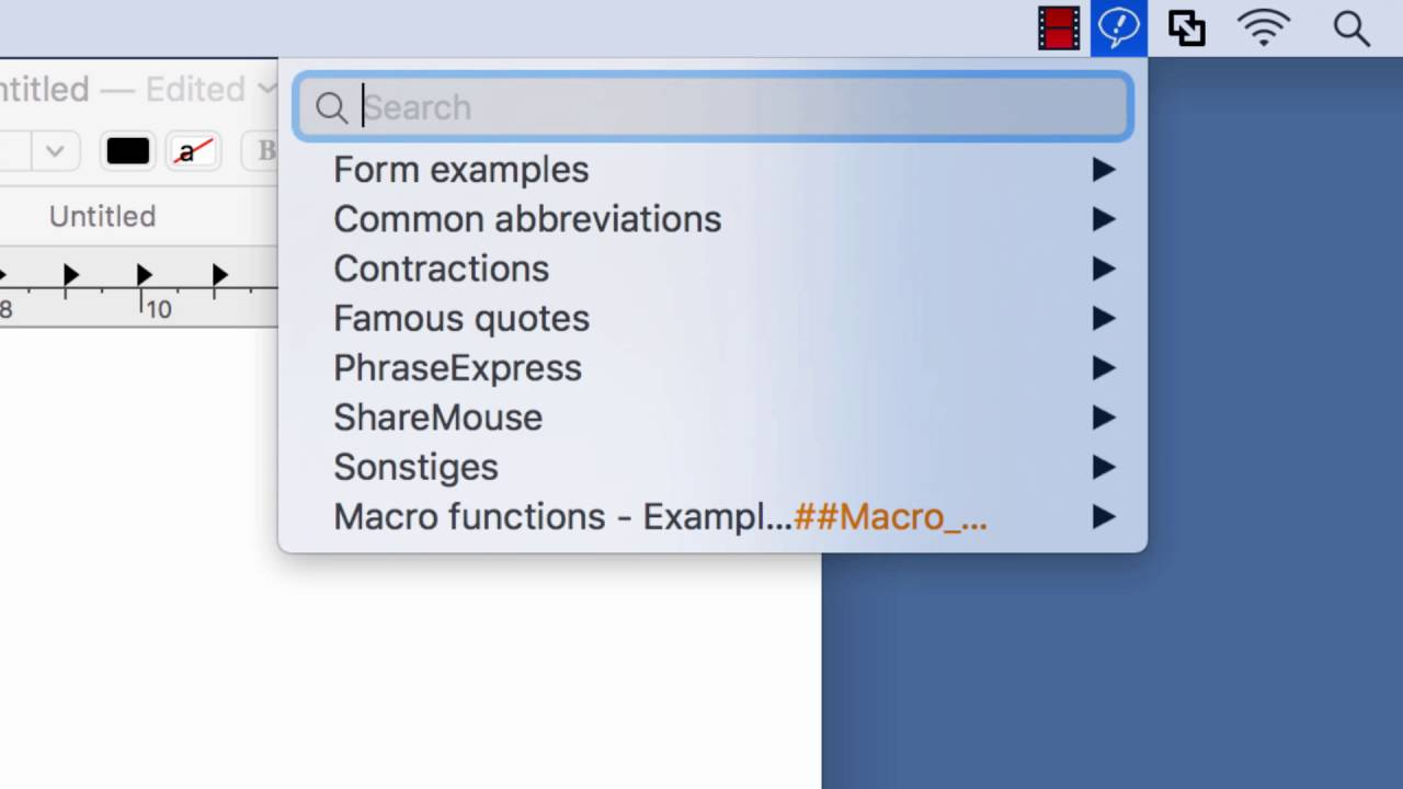 Phrase express for mac