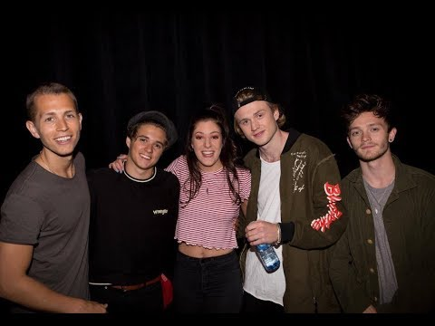 WE MET THE VAMPS