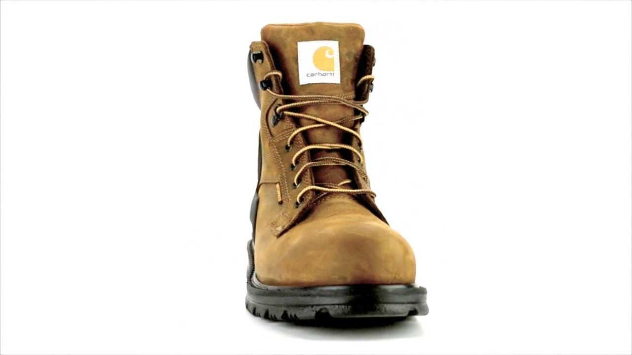e4b9de72125 Men's Carhartt CMW6220 Steel Toe Waterproof Work Boot @ Steel-Toe-Shoes.com