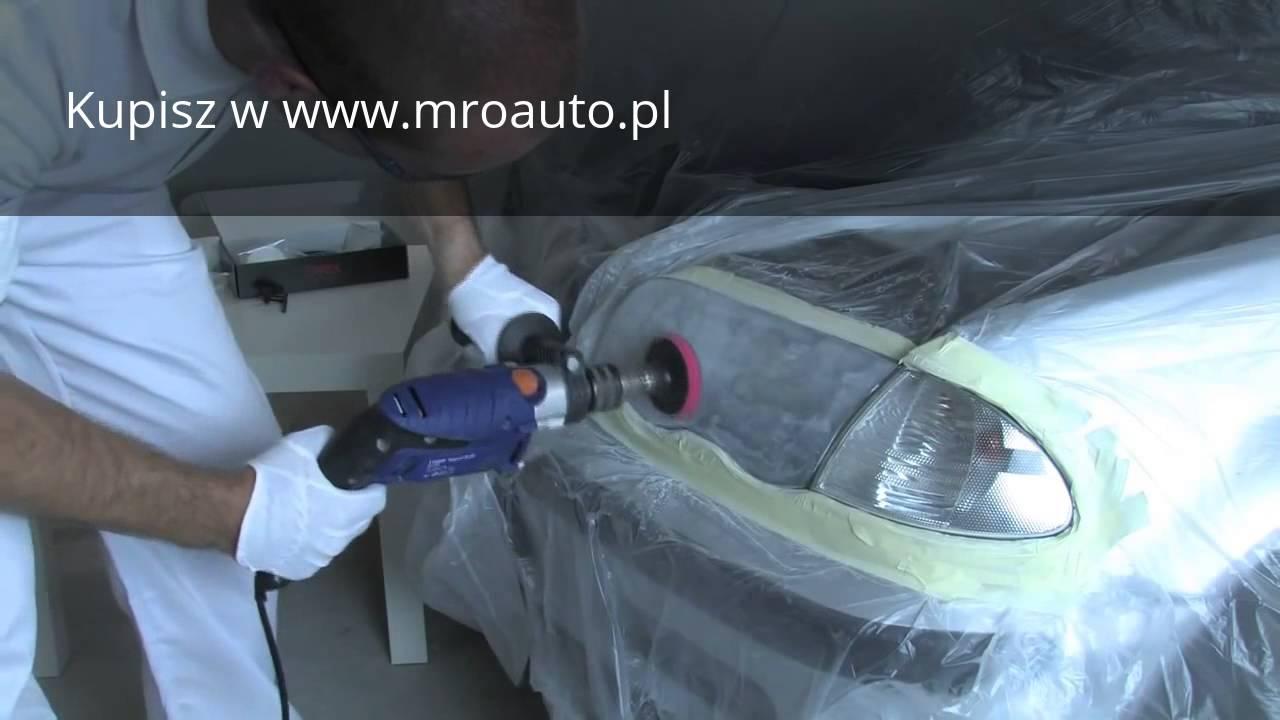 Carex Zestaw Do Renowacji Reflektorów Jak Wypolerować Lampy Doradca Mroautopl