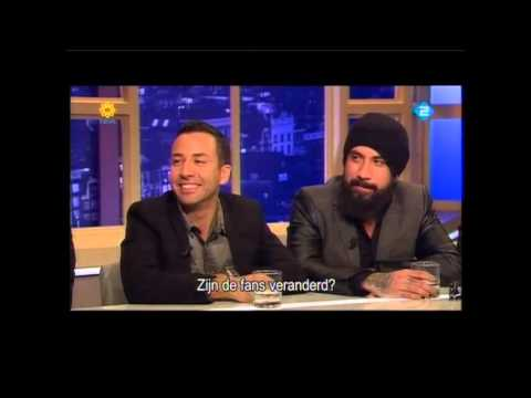 Ivo Niehe TV Show | Interview Backstreet Boys