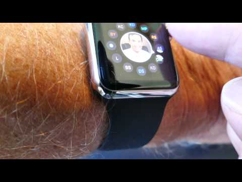 Apple Watch Favorites Friends Sync Issue from YouTube · Duration:  45 seconds