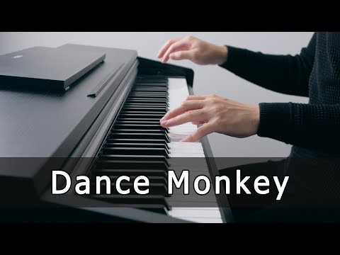 Tones And I - Dance Monkey (Piano Cover By Riyandi Kusuma)