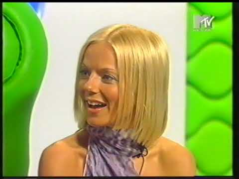 Geri Halliwell - Select MTV Spain Interview 2001
