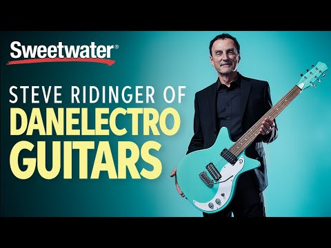 Danelectro Brand Overview - Interview with Steve Ridinger