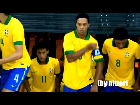 Ronaldinho vs Chile 2012-2013 [by nitter]