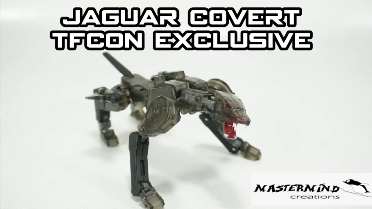 MMC Ocular Max RMX-01CO Jaguar Covert TFCon Online 2020 Exclusive by TMReviews