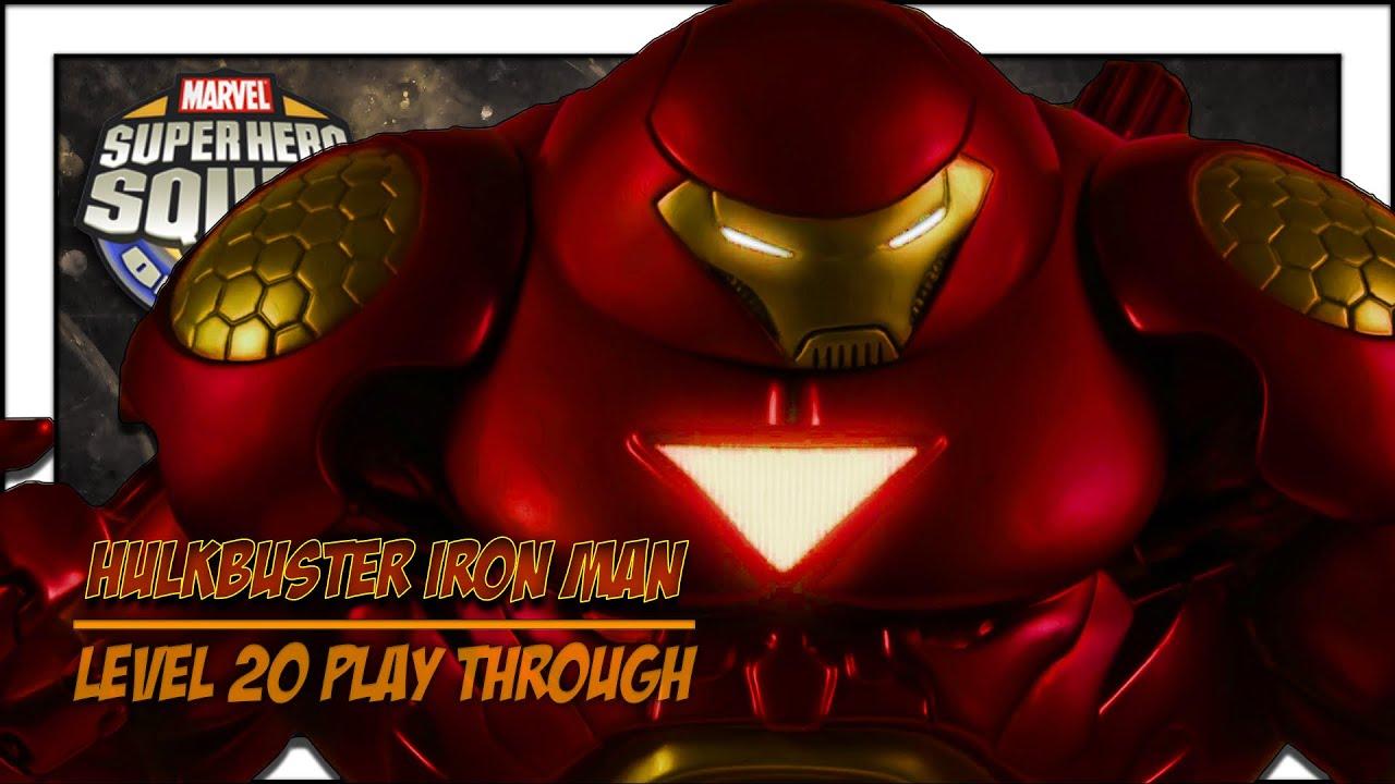 Super Hero Squad Online