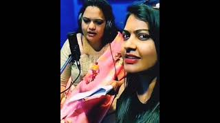 Namiruvar Namakuiruvar 2 Serial Actress Rachitha Dinesh  dubbing fun video