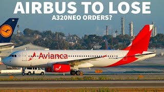 avianca to cancel airbus orders