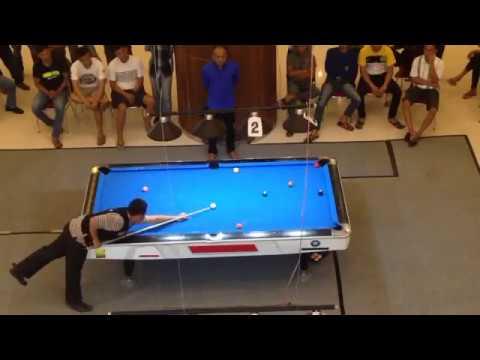 Roy Apancho VS Muhamad Fadly Di Semifinal Open Turnamen Walikota Cup LubukLinggau 2017