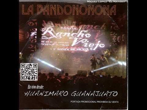 Banda Rancho Viejo en Vivo desde Huanimaro Guanajuto