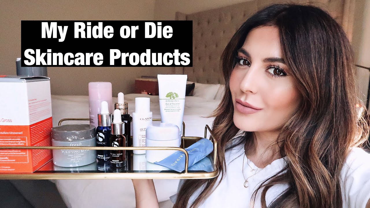 Ride or Die Skincare Products   Sona Gasparian 2018 - YouTube