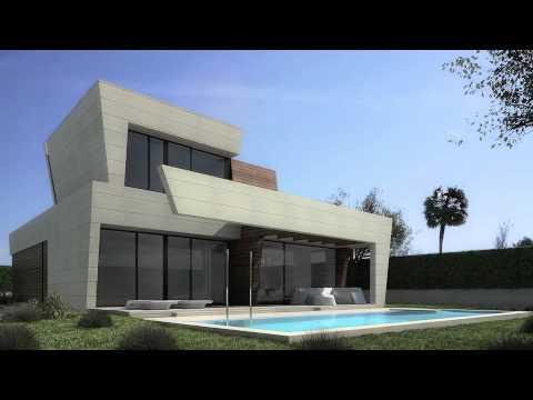 A cero tech youtube Casas modulares de diseno joaquin torres