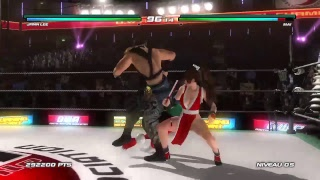 Live dead or alive 5 last round ps4