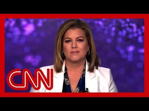 Trump called CNN 'bastards' for covering Covid-19. Hear Keilar's response