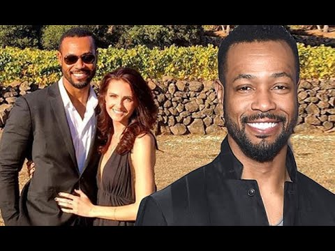 Isaiah Mustafa marries Lisa Mitchell after 'love at first sight'
