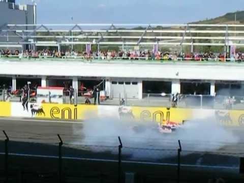 WSR 2012 - Red Bull Renault F1 bemutató