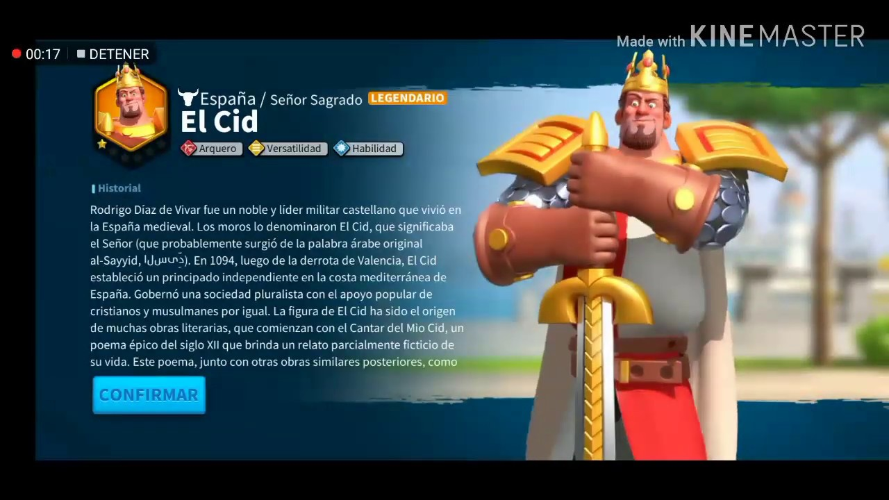 Rise of Kingdom | Comandantes Legendarios