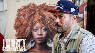 "Painter Tim Okamura:  ""Portraiture is a Narrative without Words"""