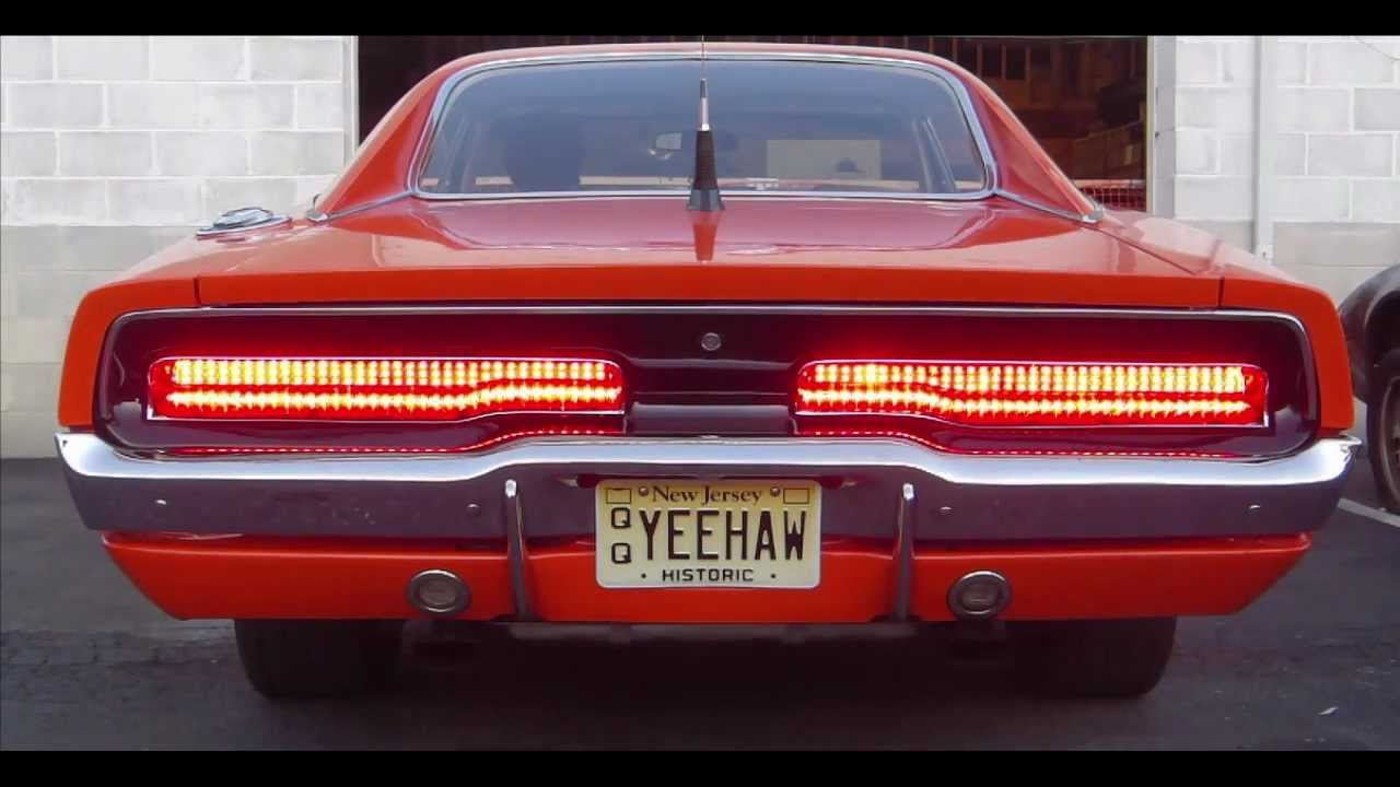 1969 Dodge Charger Quot The General Lee Quot With Sequential Led