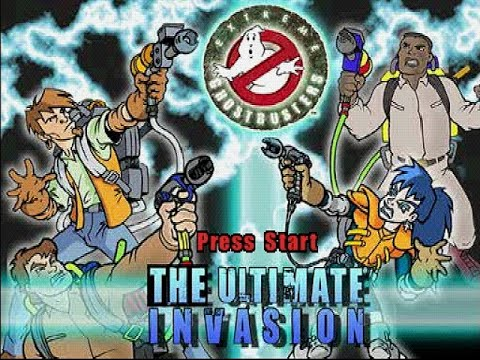 PSX Longplay [304] Extreme Ghostbusters