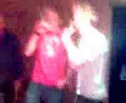 Karaoke at The Mint, Poole