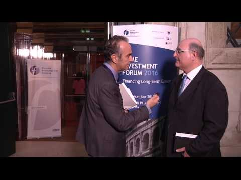 Interview with Gabriel Bernardino, Chairman, European and Occupational Pensions Authority - EIOPA