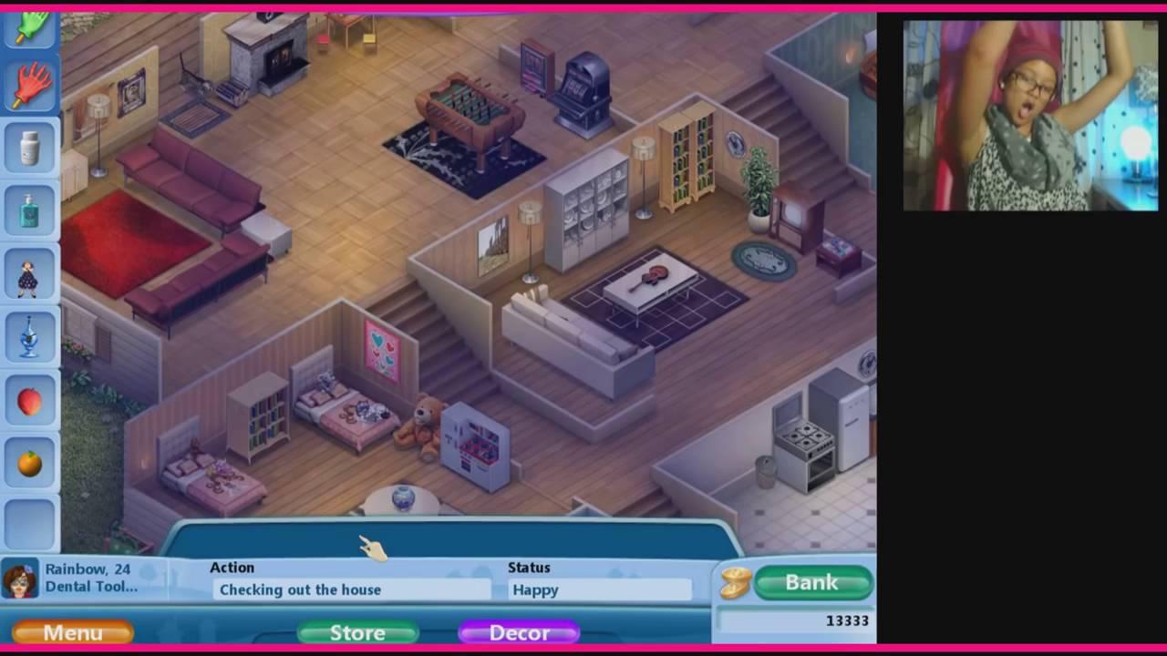 Let's Play Virtual Families 2! | Part 79 | Kaley The Devil