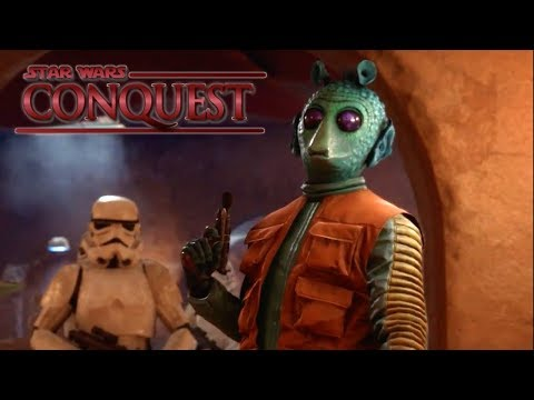 Mount & Blade : Warband  Star Wars Conquest  #18 TAKING GREEDO