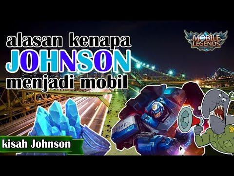 KISAH NYATA HERO JOHNSON - TRAGEDI DIBALIK BERUBAHNYA JOHNSON MENJADI MOBIL