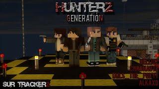 HunterZ Generation : épisode 1 : L'air libre ! [RP]