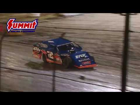 Summit Racing Equipment Modified Nationals Sycamore Speedway June 16, 2017 | HIGHLIGHTS