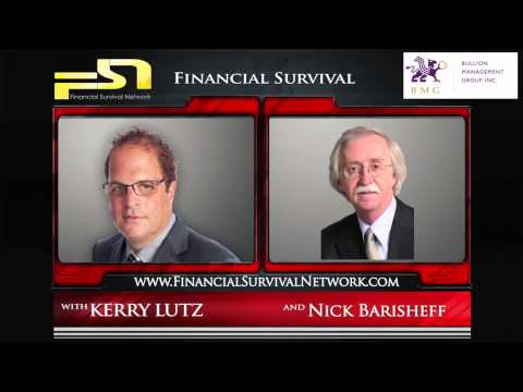 Gold's Going to $10,000 Per Ounce-Nick Barisheff--25.July.12