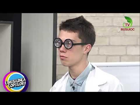 Mendelevium la Busuioc TV (Editia №6)