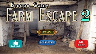 Escape Game Farm Escape 2 walklthrough FEG.