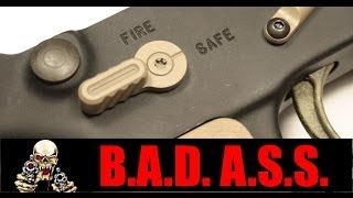 Battle Arms Development B.A.D. A.S.S.