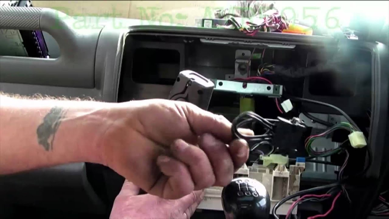 maxresdefault amr 5956 imobiliser bypass youtube ford transit immobiliser wiring diagram at gsmportal.co