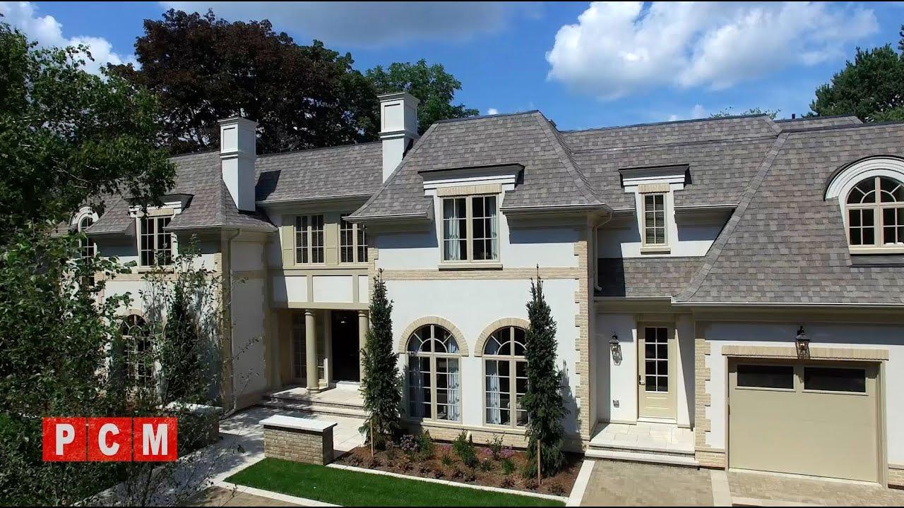 2016 Princess Margaret Show Home In Oakville Construction
