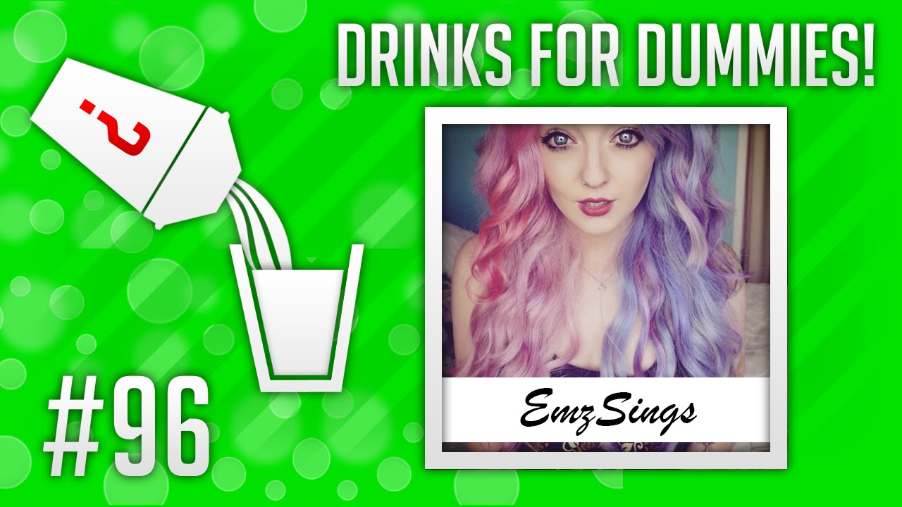 Drinks For Dummies #96 - The @Starryyxeyed - YouTube